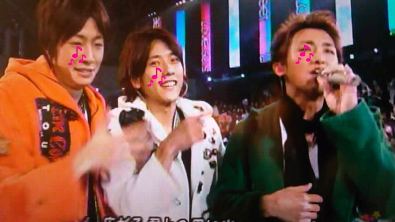 Mステスーパーライブ2007   秘密 ☆ 嵐・二宮和也ニッキ