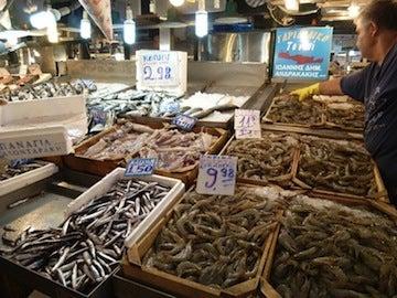 鮮魚市場1