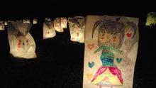 三股町立文化会館「おはよう、わが町」のブログ-キャンドルナイト みまたんえき