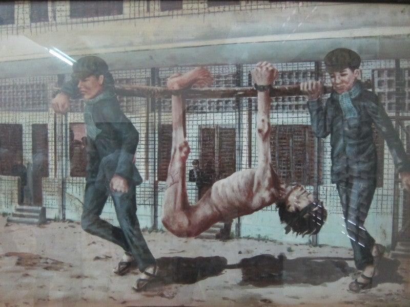 東南アジア - 旅ブログ-トゥール・スレーン殺人1