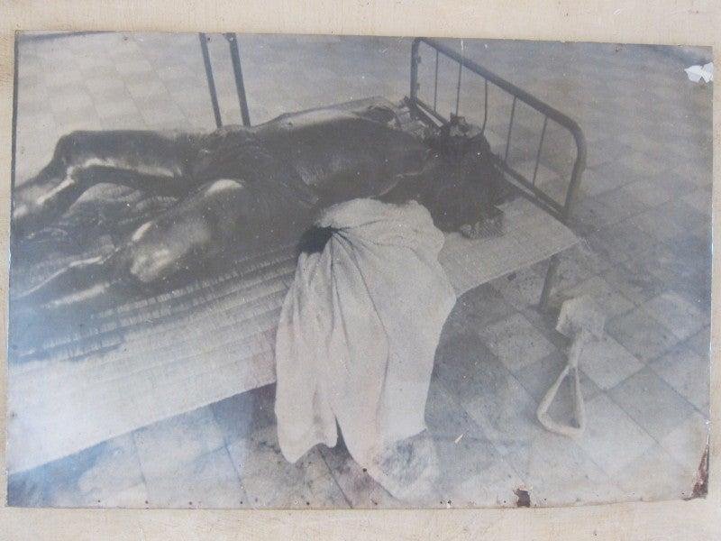 東南アジア - 旅ブログ-トゥール・スレーン遺体写真