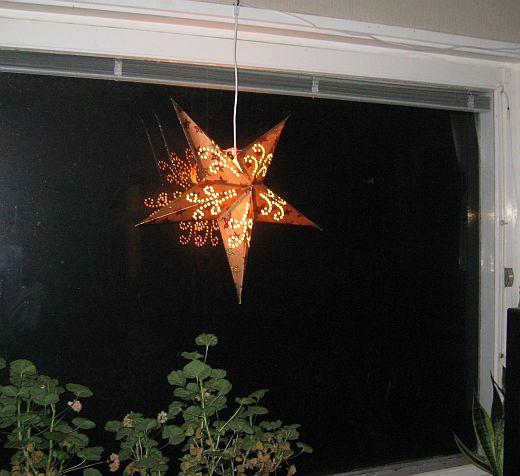 $北欧からコンニチワ-Xmasの星