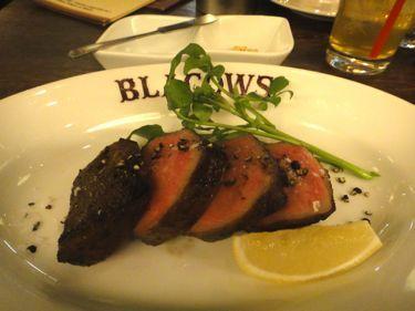 横浜発 驢馬人の美食な日々-BLACOWS10