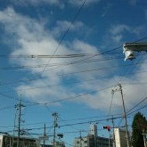 青い空のように