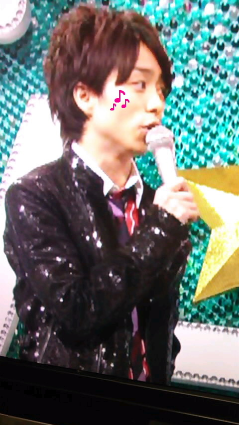 Mステスーパーライブ 2009   秘密 ☆ 嵐・二宮和也ニッキ