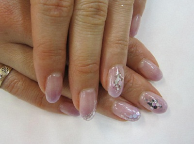ビューティーマジック ネイルサロン&スクール-ピンク