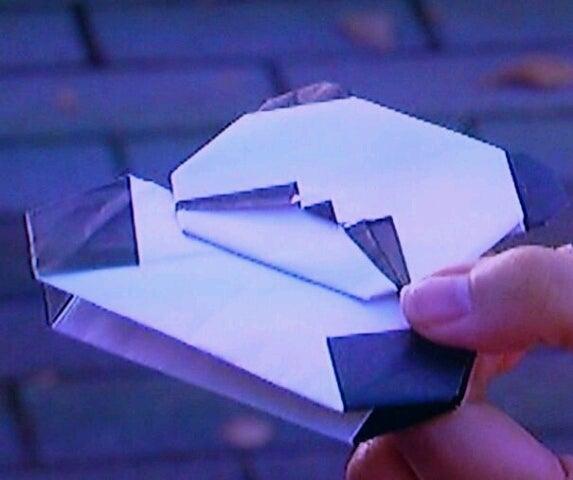すべての折り紙 パンダ 折り紙 : のミタさんのパンダの折り紙 ...