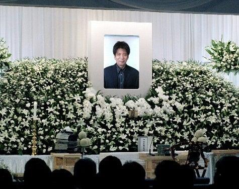 銀座由美ママの心意気-森田芳光監督葬儀