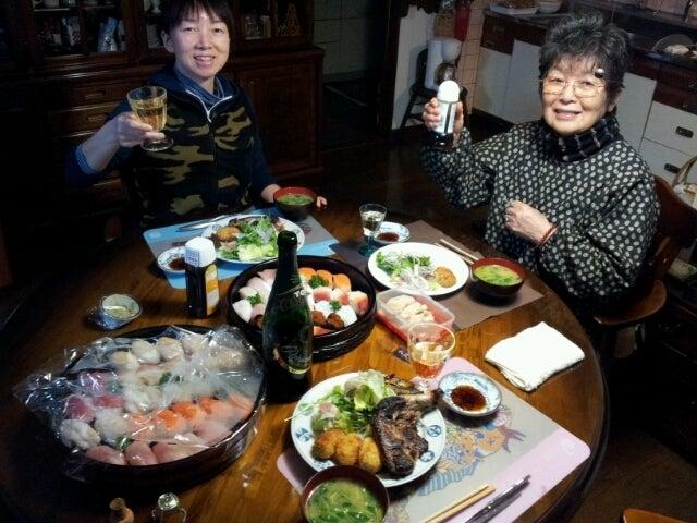 歩き人ふみの徒歩世界旅行 日本・台湾編-クリスマスディナー