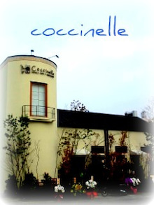 organic restaurant -Coccinelle-