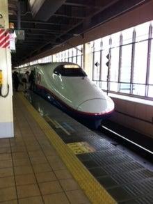 $徒然日記-長野新幹線2011