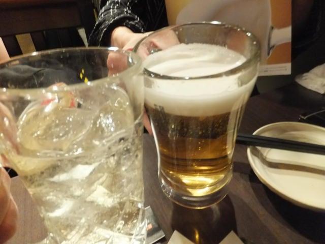 にゃほのラーメン日記(仮)-居酒屋にて
