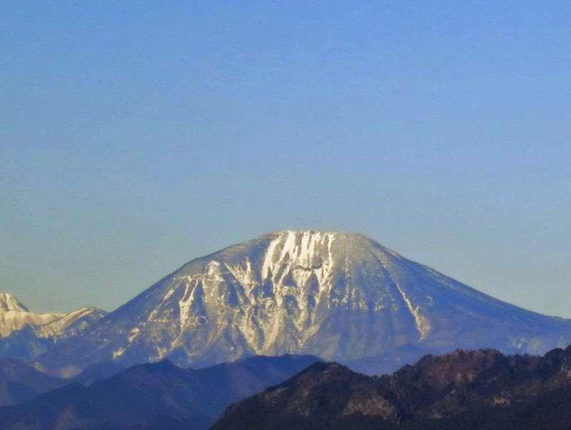 栃木を楽しむ!!-男体山