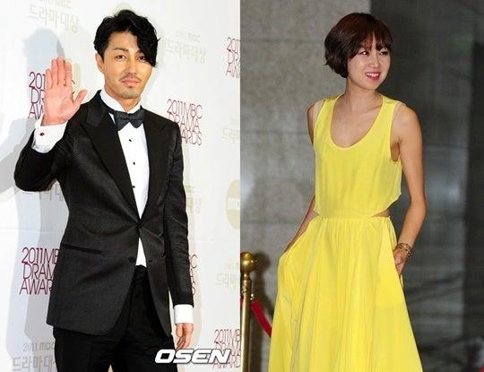 2011年MBCドラマ大賞授賞式 チャスンウォン