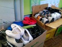 コミュニティ・ベーカリー                          風のすみかな日々-靴
