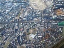 和光市長 松本たけひろの「持続可能な改革」日記-ヘリから和光市駅前