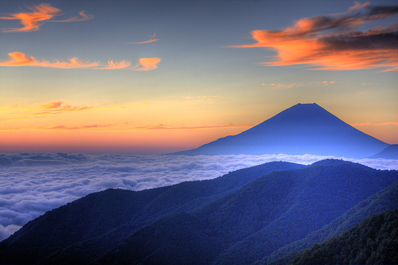 Wilder than heaven*-FUJI