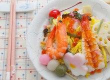 ちらし寿司 ひな祭り レシピ-ひな祭り ちらし寿司