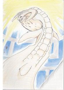 緋紗奈のブログ-大海の神