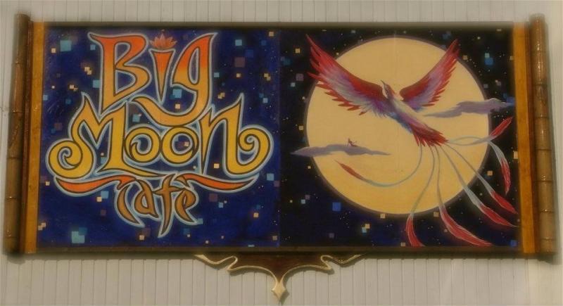 BigMoonCafe'&Blues'Bar 島田市駅前 お酒&ご飯width=