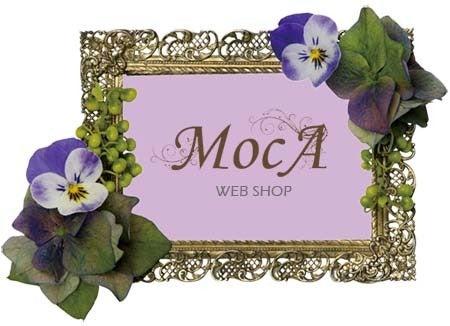 【MocA】 handmade accessory-d