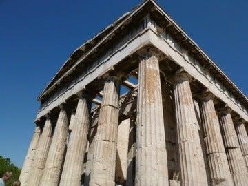 ヘパイストス宮殿