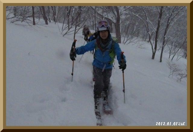 ロフトで綴る山と山スキー-0107_0940