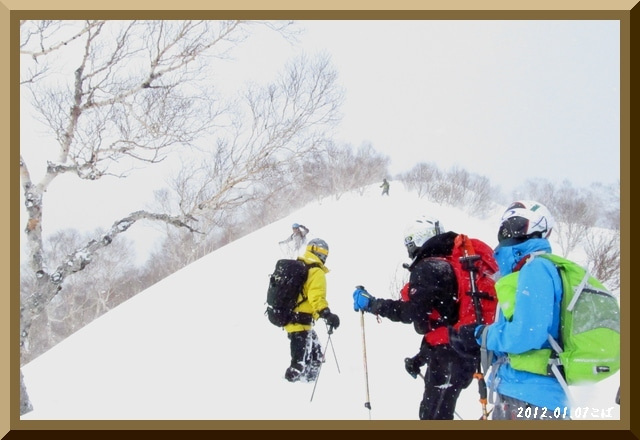 ロフトで綴る山と山スキー-0107_1134