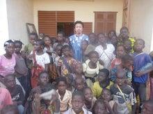 西アフリカの内陸地 ブルキナファソ