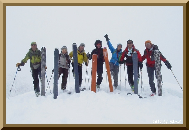 ロフトで綴る山と山スキー-0108_1127