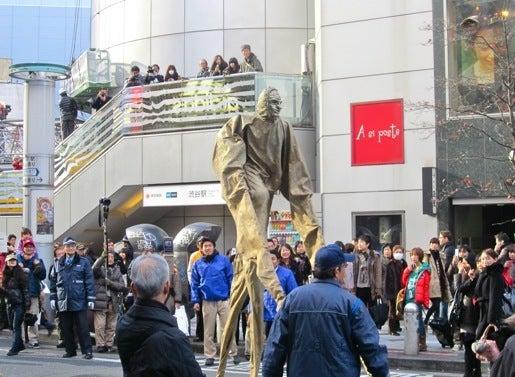 $∞最前線 通信-ヘブンアーティスト@渋谷