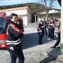 地域活動・・・消防の…