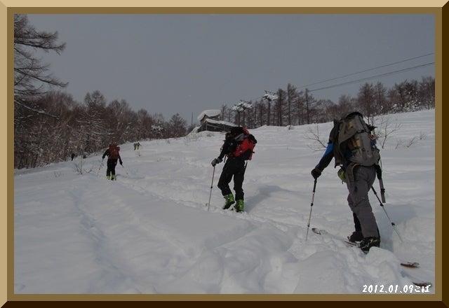 ロフトで綴る山と山スキー-0109_0955