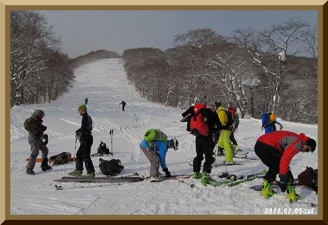 ロフトで綴る山と山スキー-0109_0901