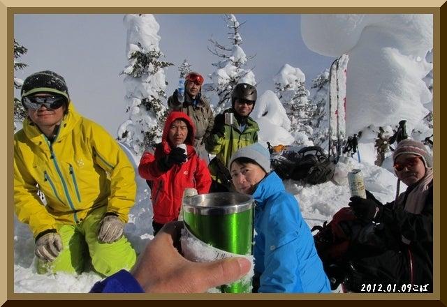 ロフトで綴る山と山スキー-0109_1238