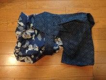 愛犬yuzuとyuzuママ手作り洋服屋さんの日々★-横向き