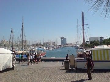 港の眺め1