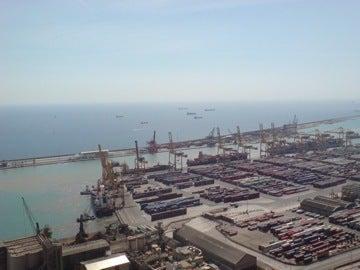 港の眺め2