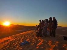 Africa体験記-日の出