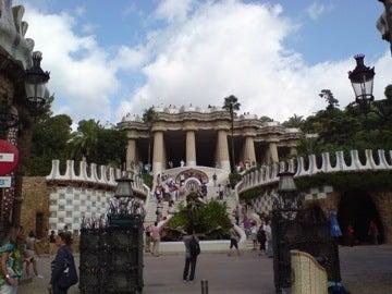 グエル公園1