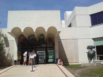 ミロ美術館