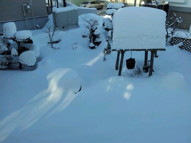 歩き人ふみの徒歩世界旅行 日本・台湾編-1月中旬積雪