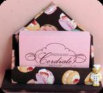 コルディアルのフランス菓子達