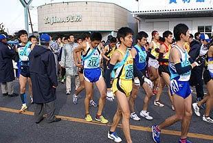 埼玉おもしろマップ-市町村男子の部スタート地点