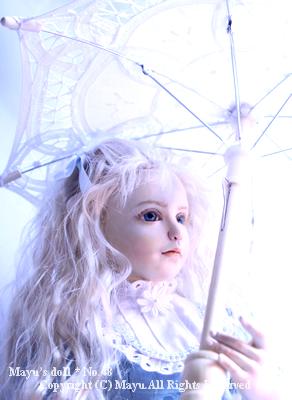 Mayu's doll-No.48「Lazuli(ラズリ)」