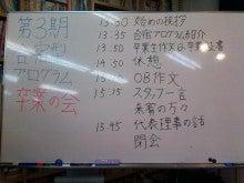 コミュニティ・ベーカリー                          風のすみかな日々-卒塾会