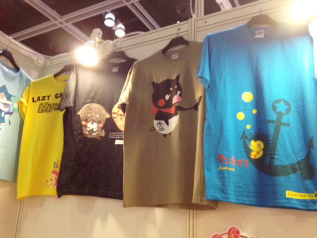 osamuのキャラクターブログ-Tシャツ