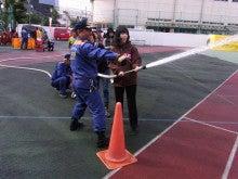 北新宿新和会のブログ-防災訓練(4)