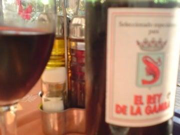 エビ大王のワイン