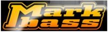 ウりゃ's Funky Bassist Homeへようこそ!!-Markbass logo